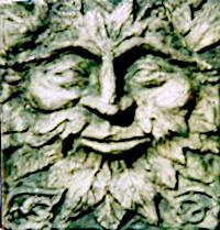 Greenman tile